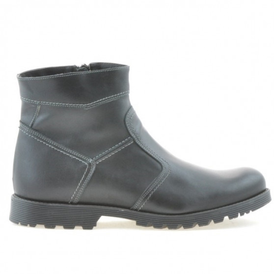 Men boots 478 black