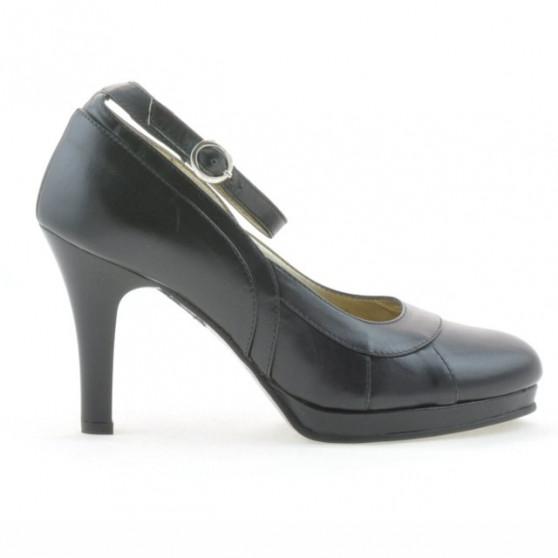 Women stylish, elegant shoes 1066 black