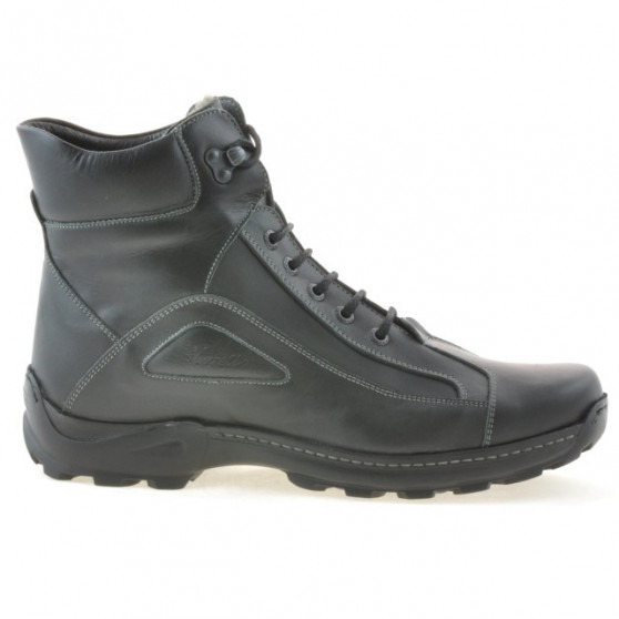 Men boots 472 black