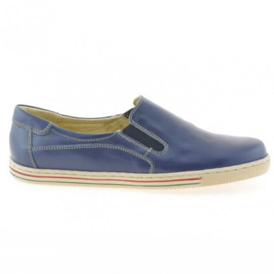 Women sport shoes 624 indigo