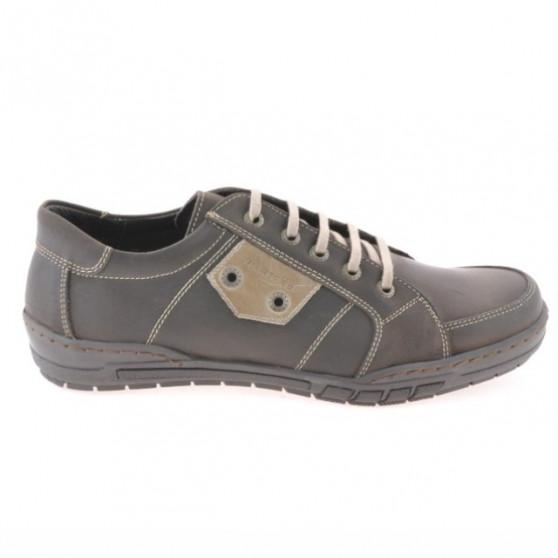 Pantofi sport barbati 728 tuxon cafe