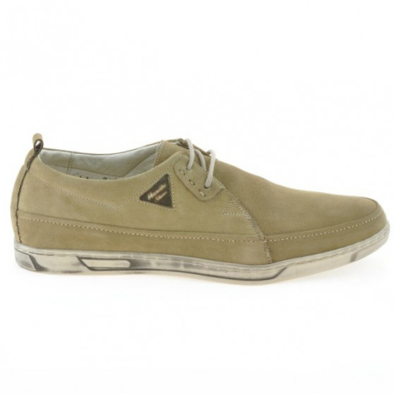 Pantofi casual barbati 744 bufo nisip