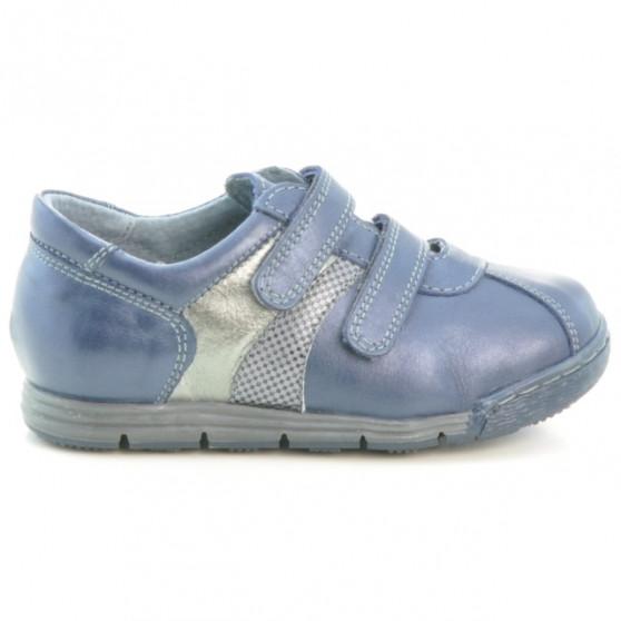 Pantofi copii mici 02c indigo