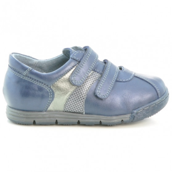 Small children shoes 02c indigo