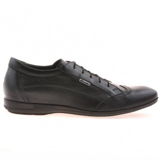 Pantofi casual barbati 817 negru