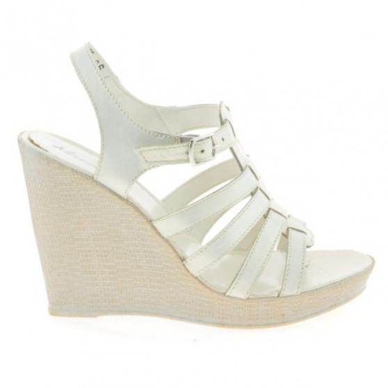 Women sandals 575 beige