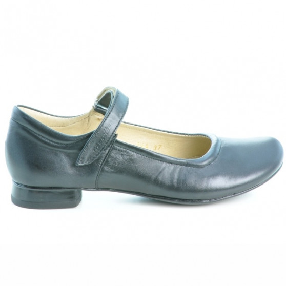 Women casual shoes 644 black