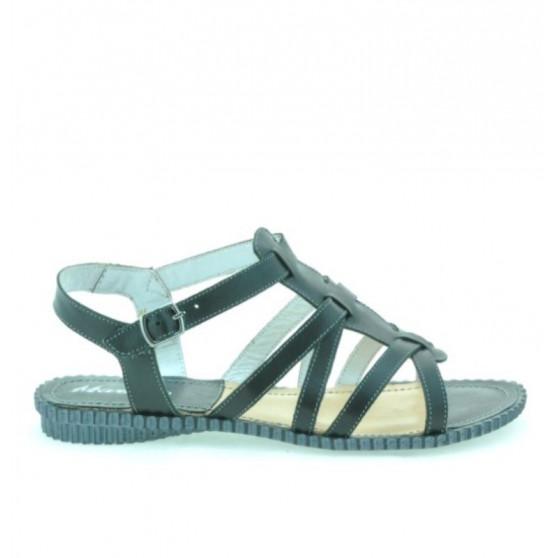 Sandale dama 595 negru