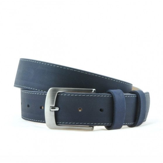 Men belt / women 01bc blue