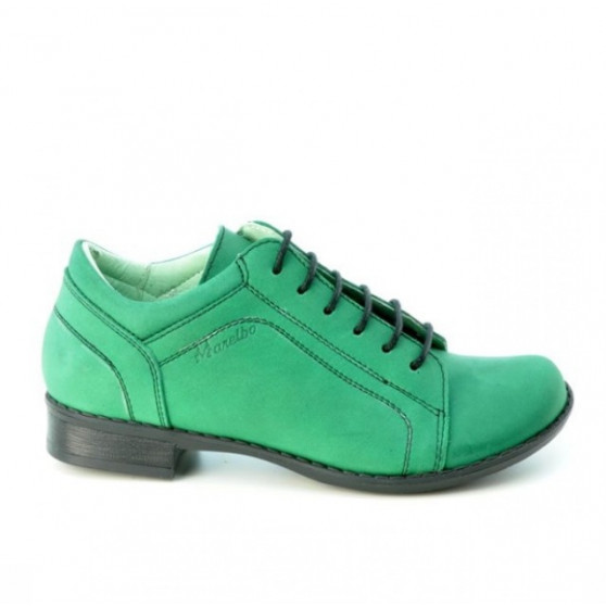 Children shoes 122 bufo green