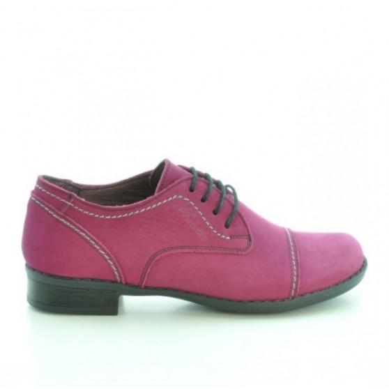 Pantofi copii 131 bufo visiniu