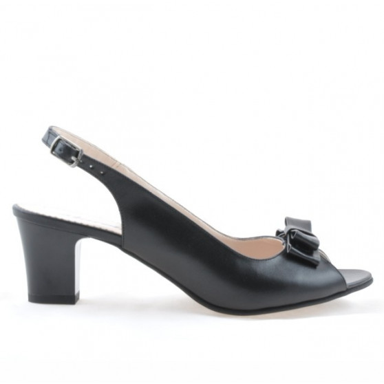 Sandale dama 1251 negru
