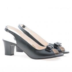 Women sandals 1251 black