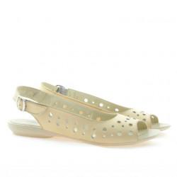 Women sandals 5020 beige