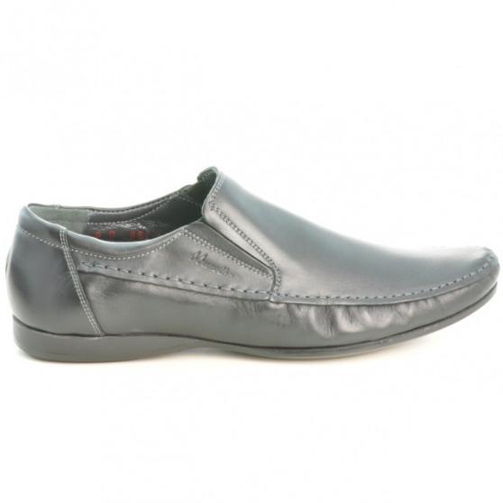 Pantofi casual / eleganti barbati 861 negru