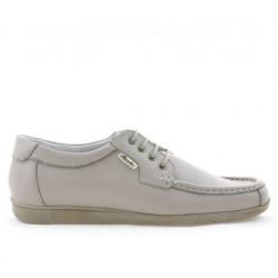 Men loafers, moccasins 818 sand