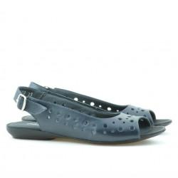 Sandale dama 5020 bleumarin