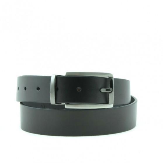 Men belt 07b black