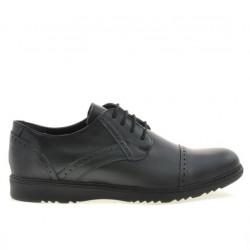 Pantofi casual barbati 811 negru