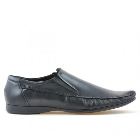 Pantofi casual / eleganti barbati 861 gri