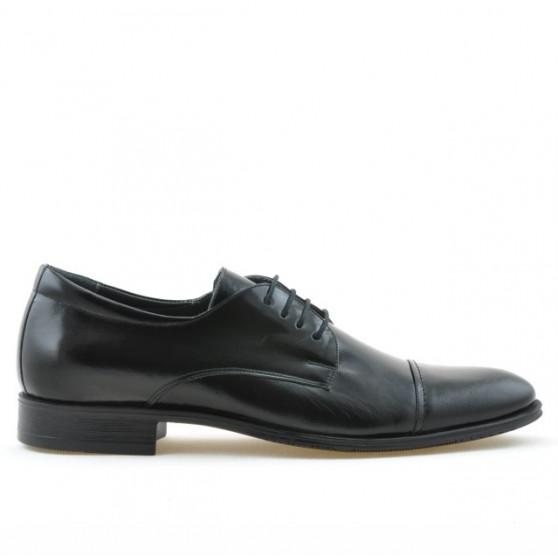 Pantofi eleganti barbati 785 lac negru