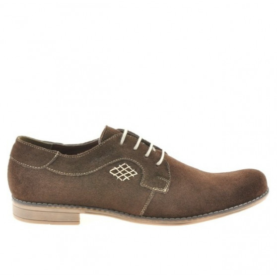 Men stylish, elegant, casual shoes 730 cafe velour