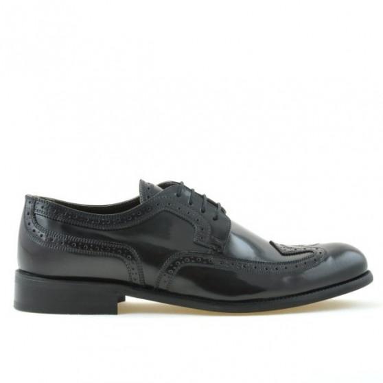 Men stylish, elegant shoes 799 a bordo
