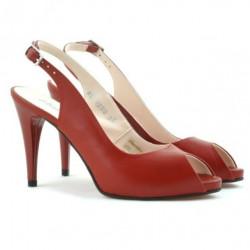 Women sandals 1250 red
