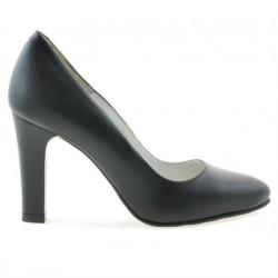 Women stylish, elegant shoes 1243 black