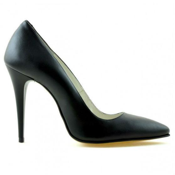 Women stylish, elegant shoes 1241 black