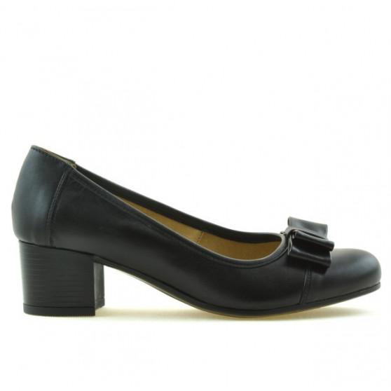 Pantofi casual / eleganti dama 636 negru