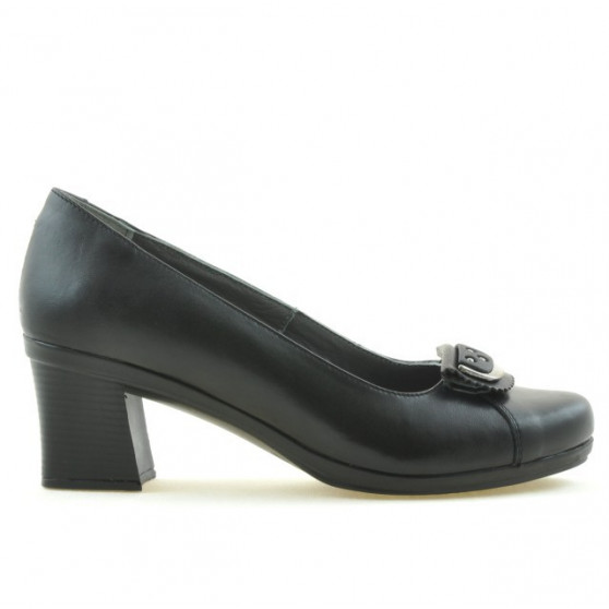 Women stylish, elegant, casual shoes 628 black