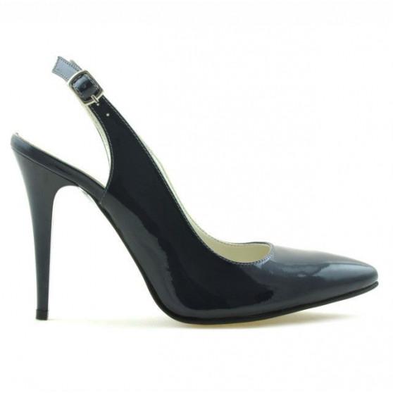 Sandale dama 1235 lac indigo