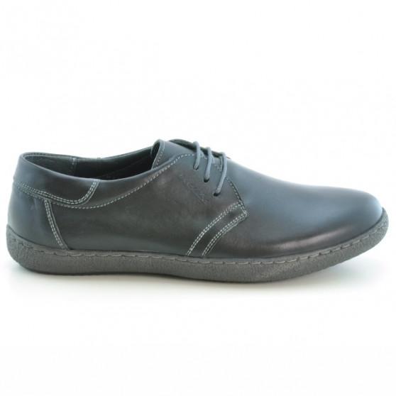 Men casual shoes 774 black