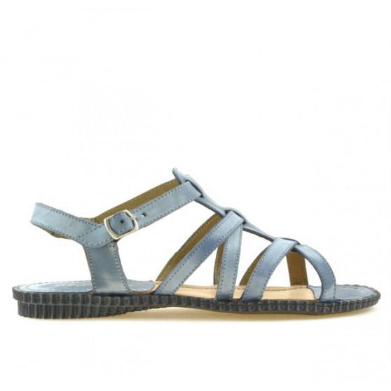 Women sandals 595 a blug