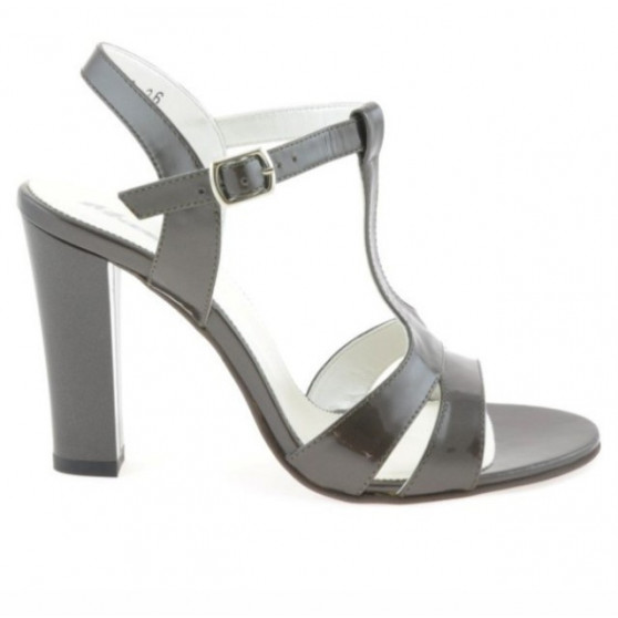 Sandale dama 1239 lac maro sidef