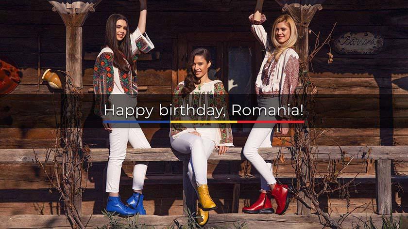 Celebrate Romania's Day with Marelbo