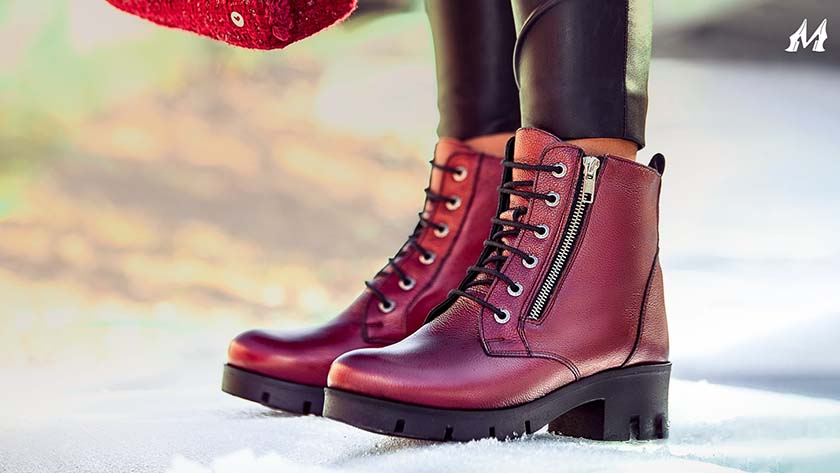 Do your boots slip on the ice? See what to do