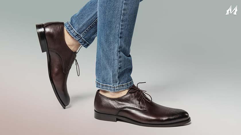 Frumusețea pantofilor cu șireturi de la Marelbo
