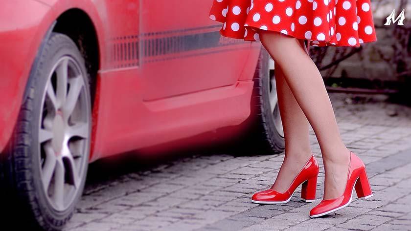 Ce faci dacă pantofii se deteriorează de la condus