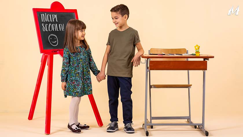 Back to school - Marelbo shoes for children and adults