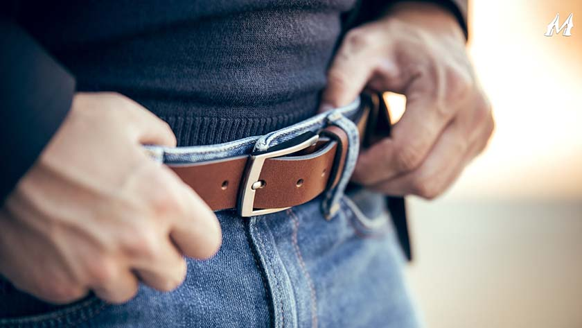 How can you be sure that you have chosen the best men's belt?