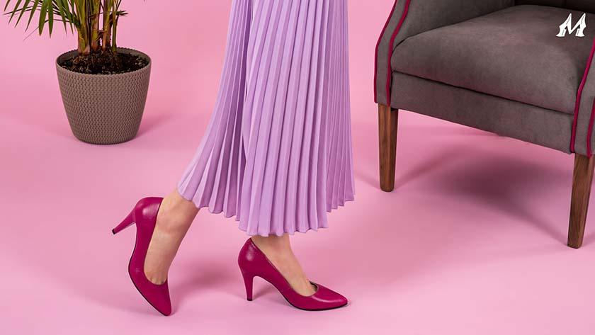 Pantofi fermecători de la Marelbo pentru Valentine's Day