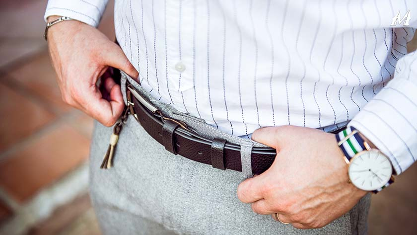 Everything you need to know about men's belts