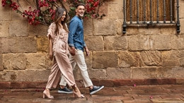Marelbo shoes with which to spend a successful vacation