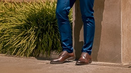 Suit shoes: what kind of colors match depending on the suit?